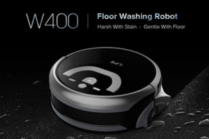 ILIFE Launches All-New Floor Washing Robot W400